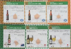 世界のビールG