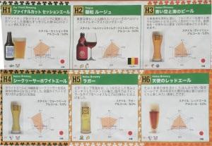 世界のビールH