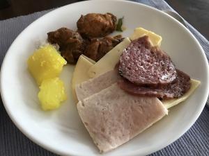 スリランカで朝食