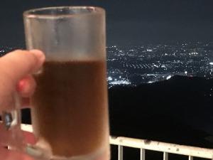 高尾山ビアガーデン