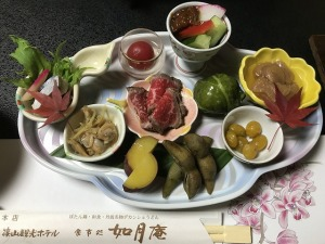 丹波篠山花月庵