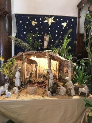 セントジョセフ大聖堂のクリスマス