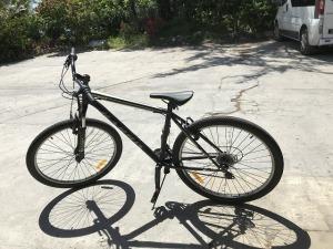 ニューカレドニアを自転車で走る