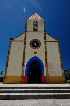 ウベア島ムリの教会
